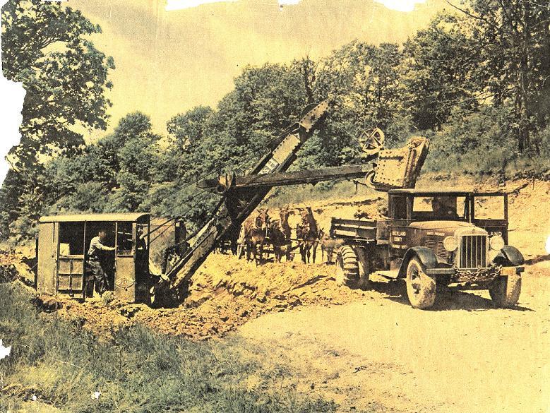 County Excavator