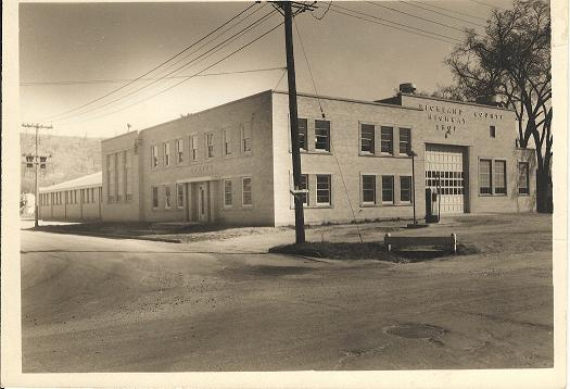 Old Highway Shop - was where USH 14 and STH 80 intersection is now