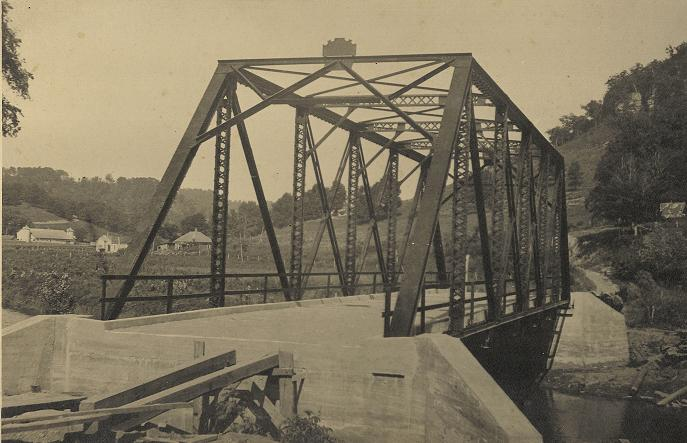 Simmons Bridge in Richland County